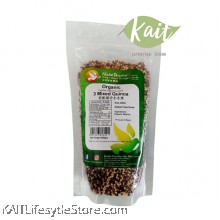 HEALTH PARADISE Organic 3 Mixed Quinoa (300gm)