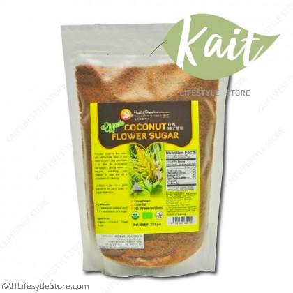 HEALTH PARADISE Organic Coconut Flower Sugar (500gm)