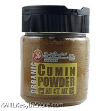 HEALTH PARADISE Organic Cumin Powder (100gm)