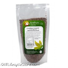 HEALTH PARADISE Organic Brown Flaxseed (250gm)