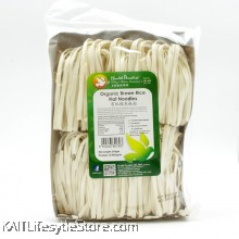 HEALTH PARADISE Organic Brown Rice Flat Noodles (250gm)