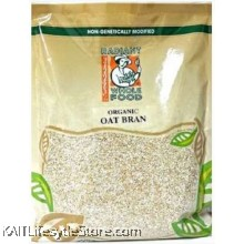 RADIANT Organic Oat Bran (300gm)