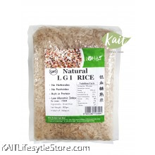 LOHAS Natural LGI Rice (900gm)
