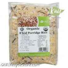 LOHAS Organic B'Kid Porridge Rice (900gm)
