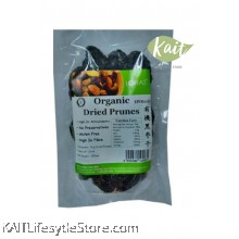 LOHAS Organic Dried Prunes (Pitted) 200gm