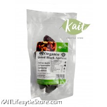 LOHAS Organic Dried Black Apricot (150gm)