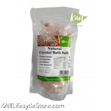 LOHAS Natural Crystal Bath Salt (500gm)