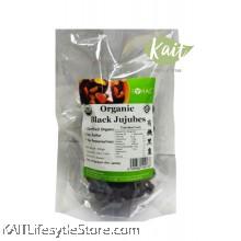 LOHAS Organic Black Jujubes (250gm)