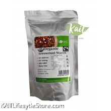 LOHAS Organic Arrowroot Starch (200gm)