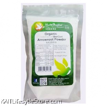 HEALTH PARADISE Organic Arrowroot Powder (200gm)