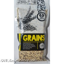 EARTH LIVING Organic Mix Quinoa (500gm)