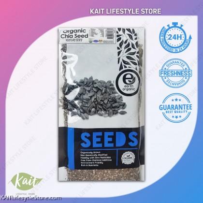 EARTH LIVING Organic Chia Seed (200gm)