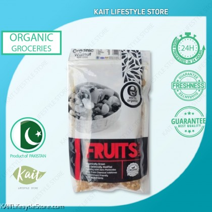 EARTH LIVING Organic Almond (180gm)
